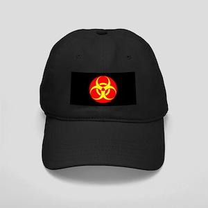 Biohazard Black Cap