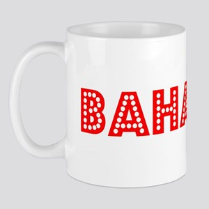 Retro Bahamas (Red) Mug