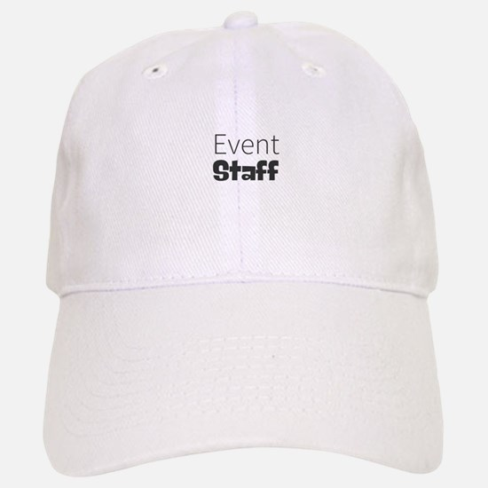 Event Staff Baseball Baseball Cap