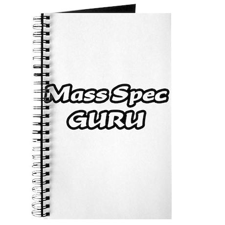 """""""Mass Spec GURU"""" Journal"""