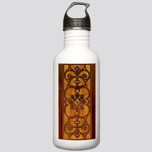 Harvest Moons Renaissance Marquetry Water Bottle