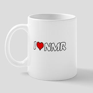 """""""I Love NMR"""" Mug"""