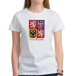 Czech Republic Women's T-Shirt