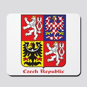 Czech Republic Mousepad
