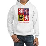 Czech Republic Hooded Sweatshirt