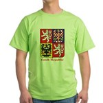 Czech Republic Green T-Shirt