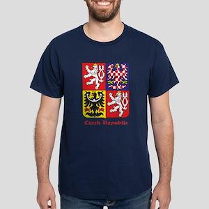 Czech Republic Dark T-Shirt