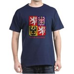 Czech Republic Dark T-Shirt