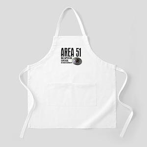 AREA 51 BBQ Apron