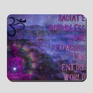 Boundless Buddha Mousepad