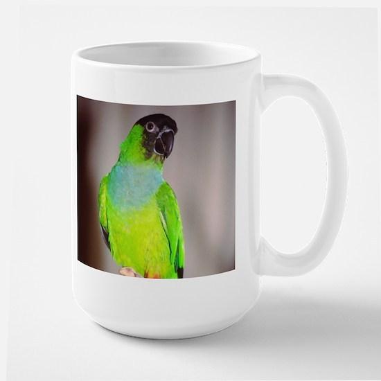 Nanday Conure Large Mug