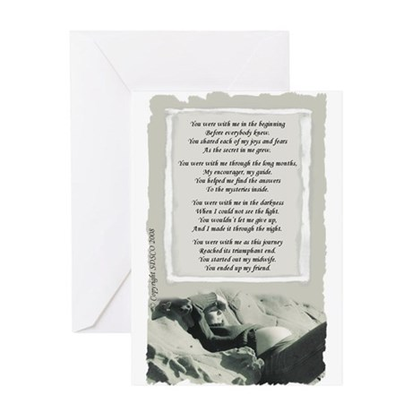 Midwifery Greeting Card