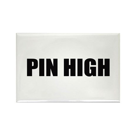 Pin High Rectangle Magnet