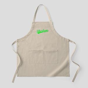 Retro Sherlyn (Green) BBQ Apron