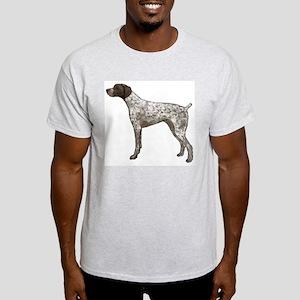 German shorthair pointer Light T-Shirt