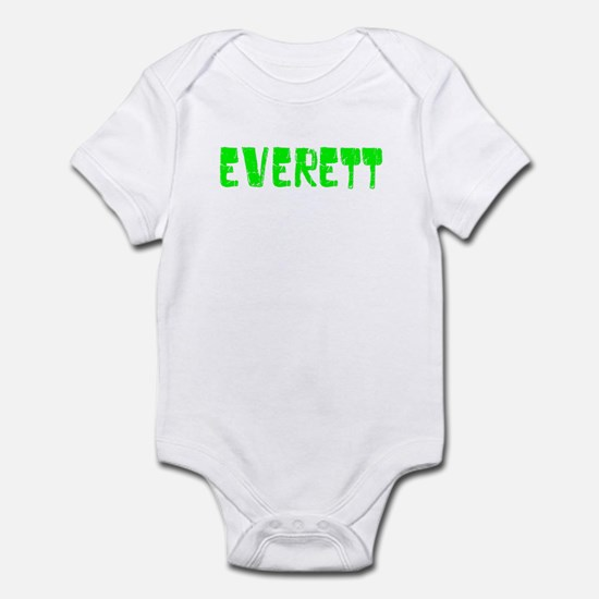 Everett Faded (Green) Infant Bodysuit