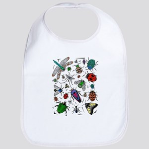 Bugs (Front only) Bib