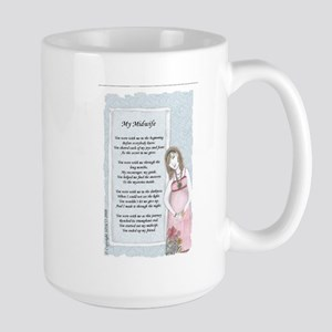 Large Midwifery Mug