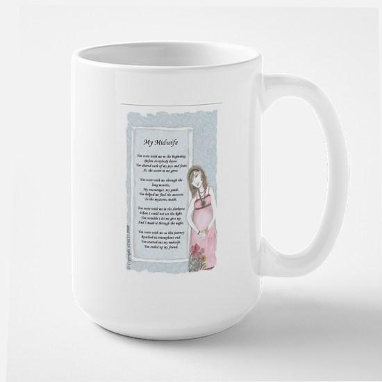 Large Midwifery Mug