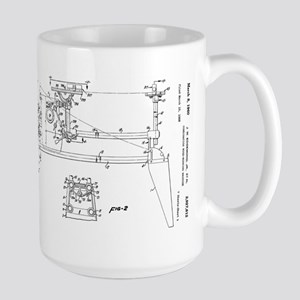 Mark V US Patent Large Mug