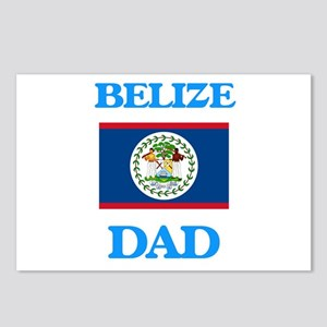 Belize Dad Postcards (Package of 8)