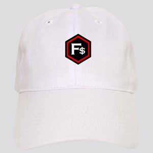 F$ Red Baseball Cap
