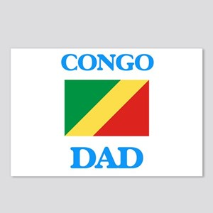 Congo Dad Postcards (Package of 8)