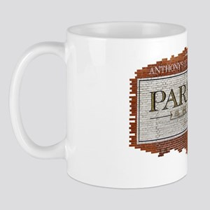 Parrish Shoes Mug