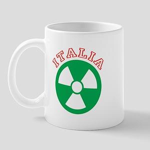 ITALIA WARNING Mug