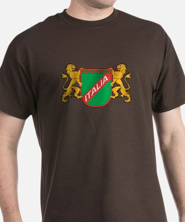 ITALY CREST T-Shirt