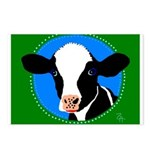 Cow Postcards (Package of 8)