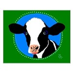 Cow Small Poster