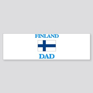 Finland Dad Bumper Sticker
