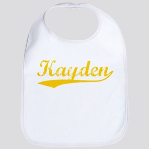 Vintage Kayden (Orange) Bib