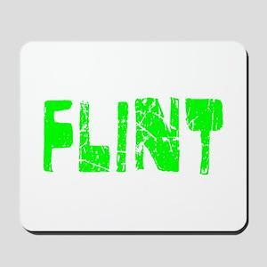 Flint Faded (Green) Mousepad