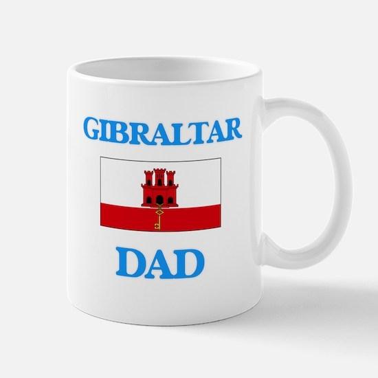 Gibraltar Dad Mugs