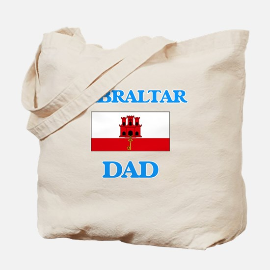 Gibraltar Dad Tote Bag