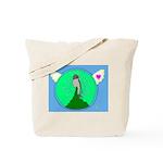 Western Wood Pewee Tote Bag