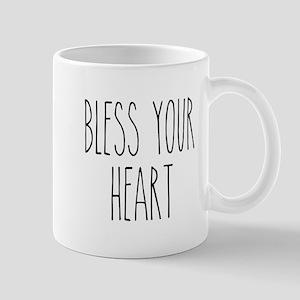 Bless Your Heart 11 oz Ceramic Mug