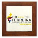 Tim 2018 - Timnado Landscape - Grey Framed Tile