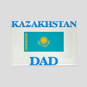 Kazakhstan Dad Magnets