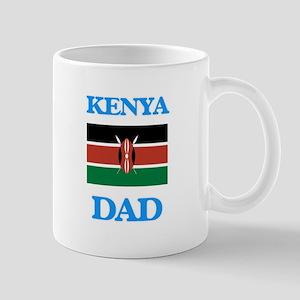 Kenya Dad Mugs