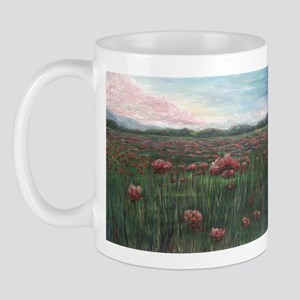 French Poppies Mug