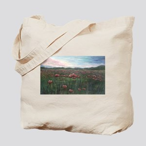 French Poppies Tote Bag