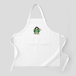 Love the Earth Penguin BBQ Apron