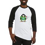 Love the Earth Penguin Baseball Jersey