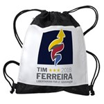 Tim 2018 - Timnado Portrait Drawstring Bag