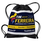 Tim 2018 - Sign Drawstring Bag