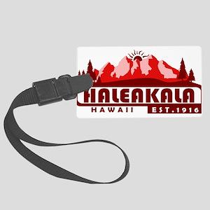 Haleakala - Hawaii Large Luggage Tag