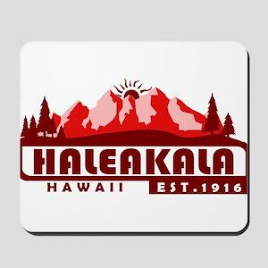 Haleakala - Hawaii Mousepad
